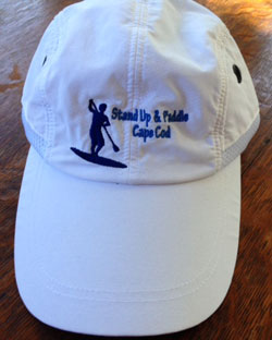 Stand Up and Paddle Cape Cod hat