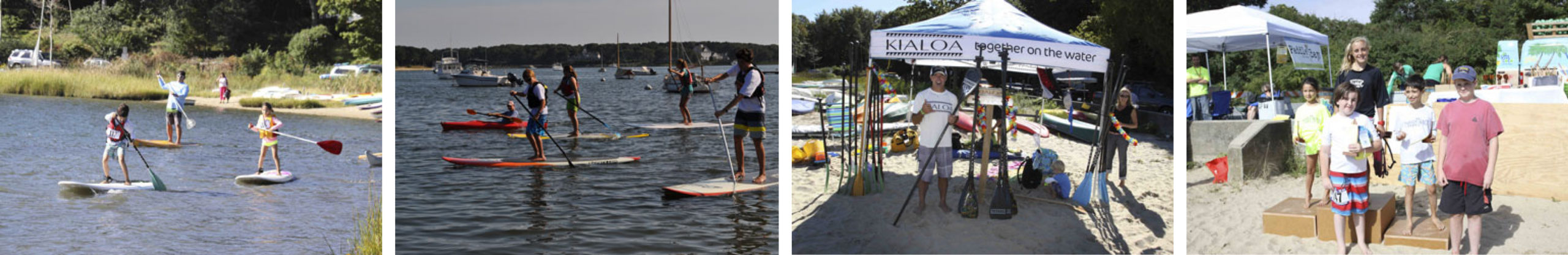 Paddle for the Bays Race