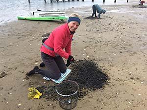 shellfishing excursion